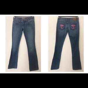 Frankie B Size 25 Denim Jeans Made in USA